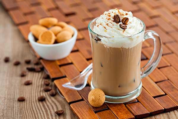 кофе с мороженым необычные рецепты