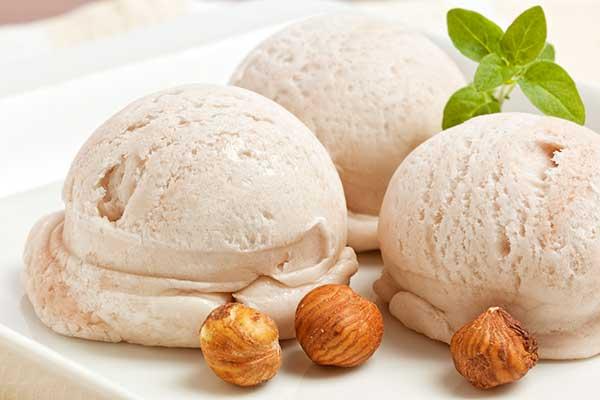 Состав мороженого джелато
