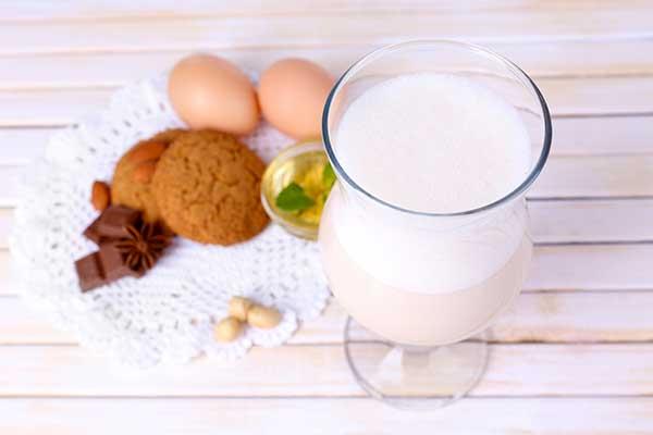 Молочный коктейль гоголь моголь