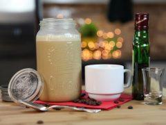 ТОП-10 алкогольных коктейлей с молоком и мороженым