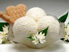Домашнее мороженое из молока: пошаговые рецепты