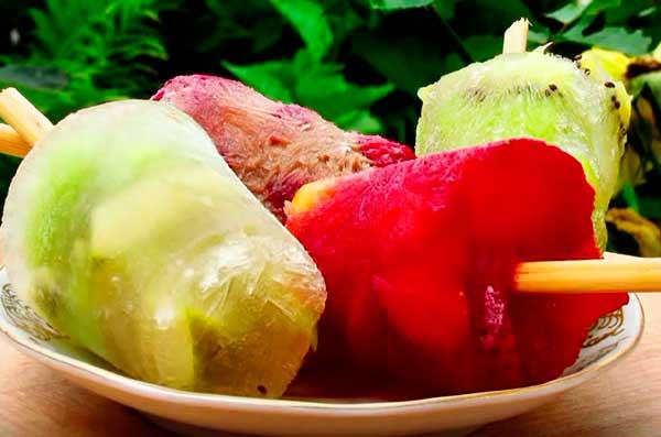 Классический рецепт мороженого из красного или белого вина