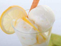 Готовим домашнее лимонное мороженое: 4 простых рецепта!
