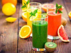 Домашние смузи из фруктов — основа правильного питания и залог похудения!