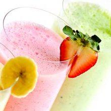 Как приготовить фруктовые коктейли для похудения: 4 оригинальных рецепта