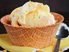 Мороженое с сыром — оригинальный и вкусный десерт