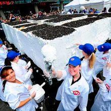 Мороженое-гигант в книге рекордов Гиннеса и те, кто потерпел фиаско