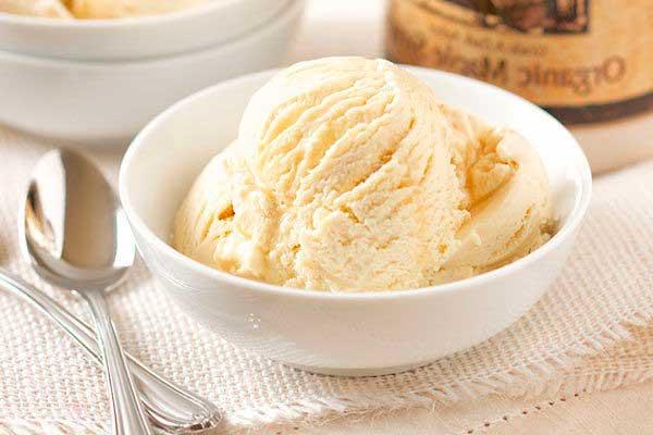 Простой рецепт мороженого без сливок
