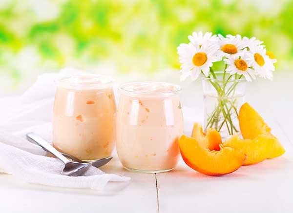 Замороженный йогурт с манго