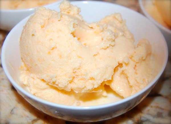 Мороженое из сгущенки без сливок