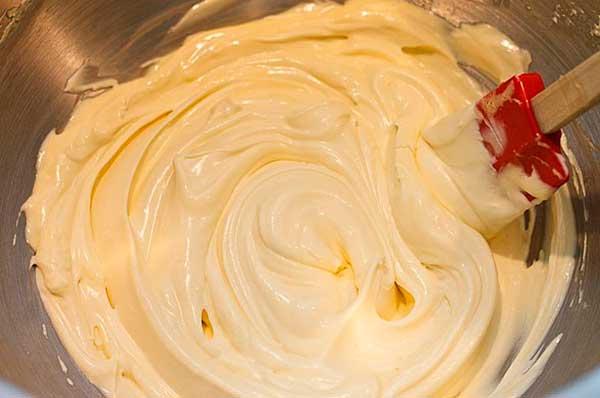 Сливочный крем-пломбир для торта