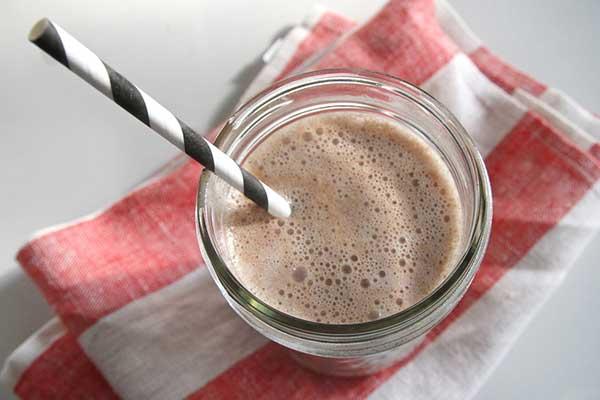 Молочный коктейль с кока-колой