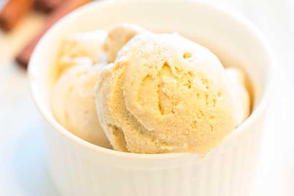 Калорийность мороженого пломбир