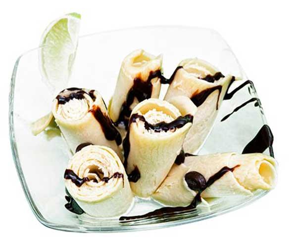 Ролл-мороженое