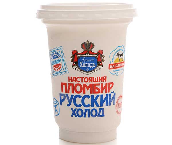 Пломбир Русский холод