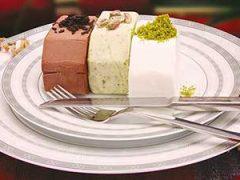 Как приготовить турецкое мороженое «Дондурма»?