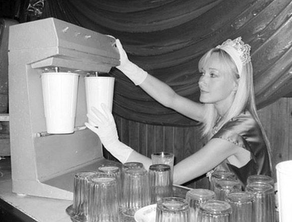 Молочный коктейль как в СССР